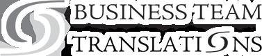 Business Team Translations Logo